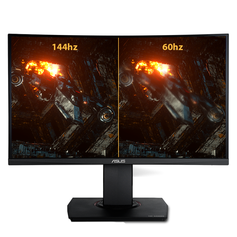"Monitor Gamer ASUS VG24VQ 23.6"" Full HD 144HZ"