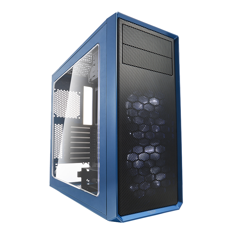 Thanos 70i X / Fractal Design Focus G Azul