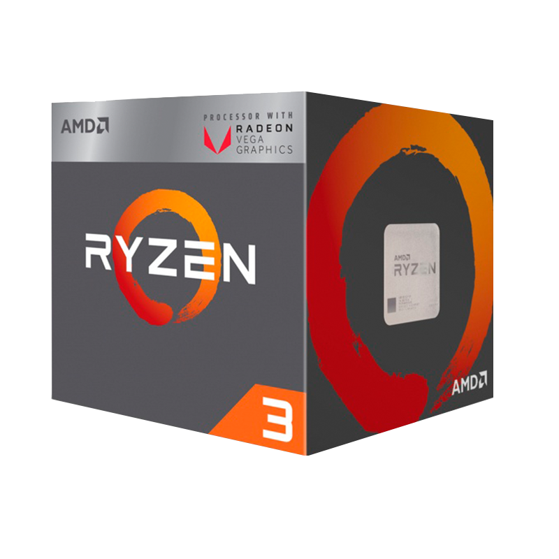 AMD Ryzen 3 2200G 3.5 GHz
