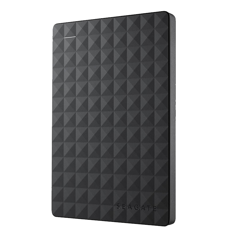 Disco Duro Externo Backup Plus Slim Negro 2TB