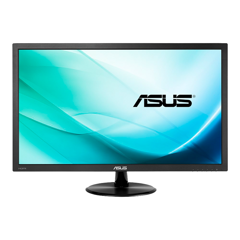 "Monitor Asus Gamer 21.5"" VP228HE Full HD 1ms"