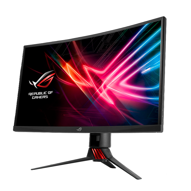 "Monitor Asus Gamer 27"" ROG Strix XG27VQ Curvo 144Hz Full HD"