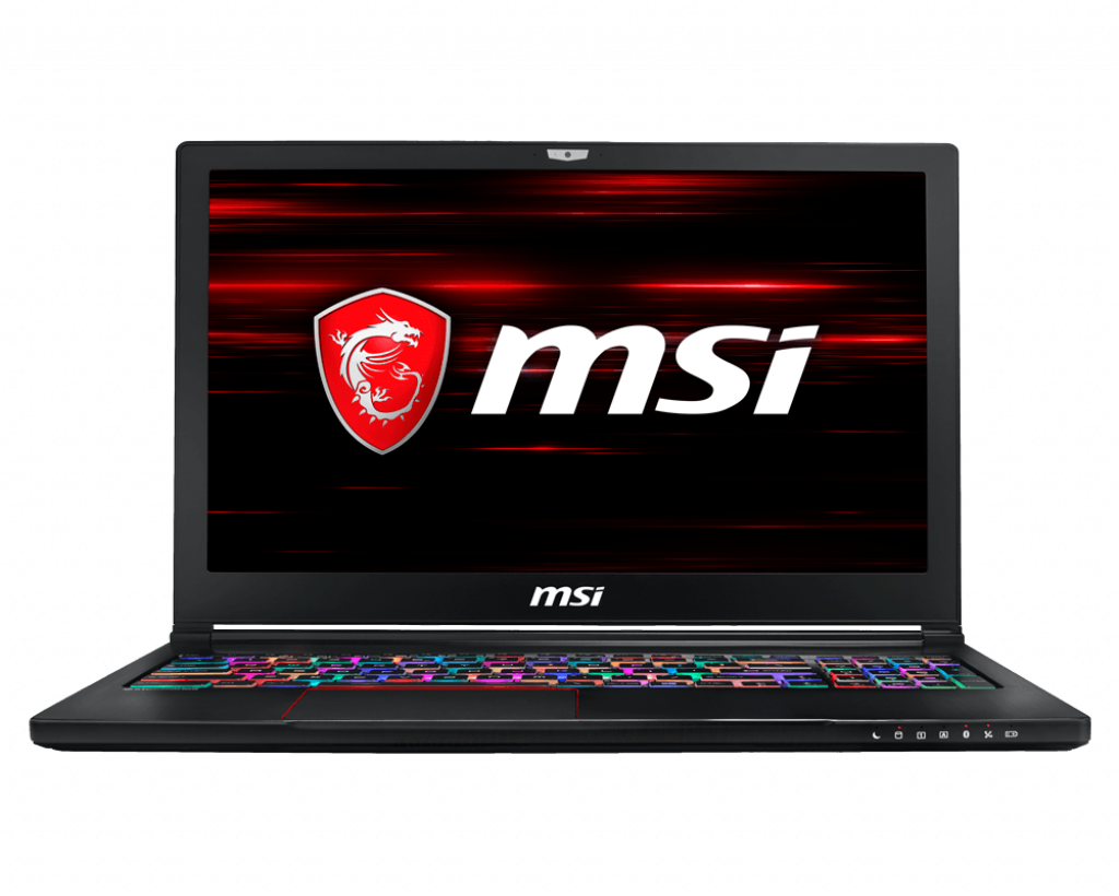 "Laptop MSI GS63 8RE 15.6"", Intel i7, GTX1060 6GB"