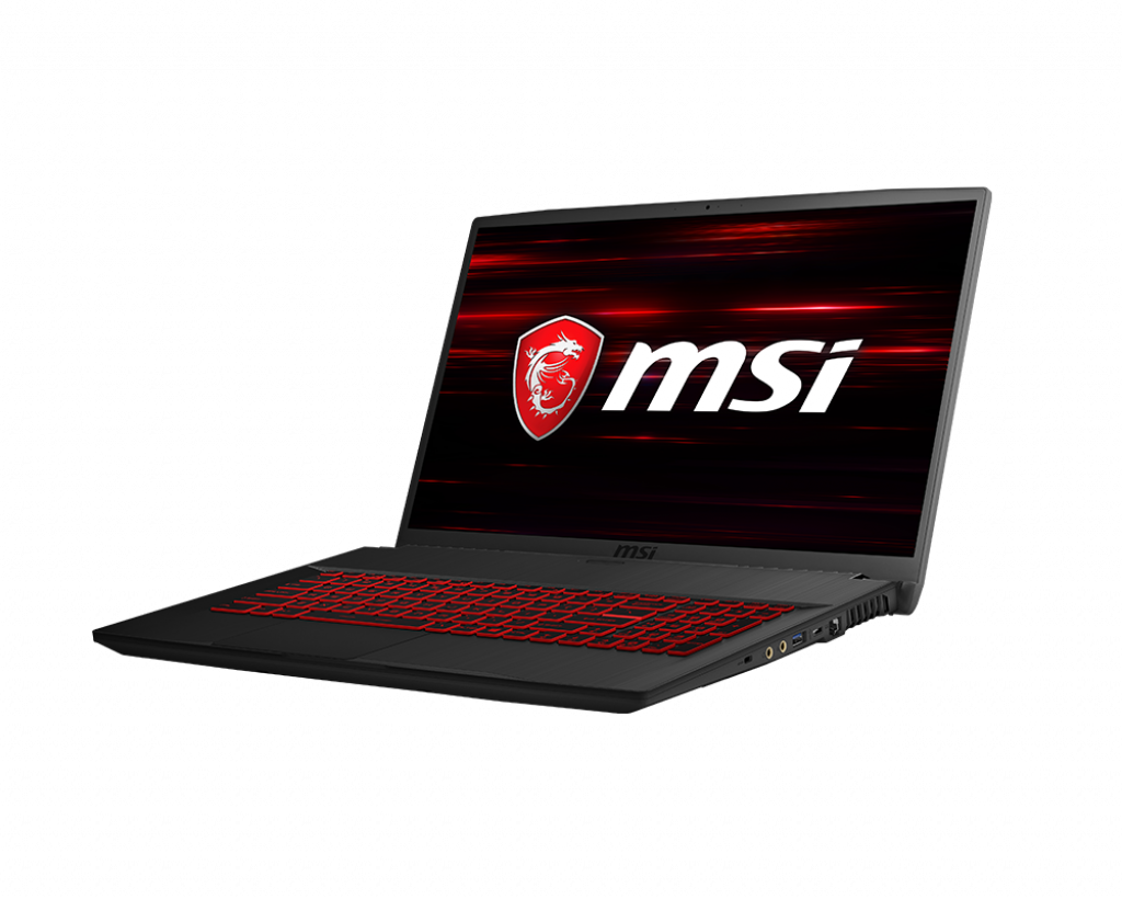 "Laptop MSI GF75 8SC 17.3"", Intel i7, GTX1650 4GB"